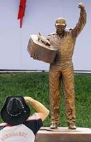 Dale Earnhardt Sr. Statue
